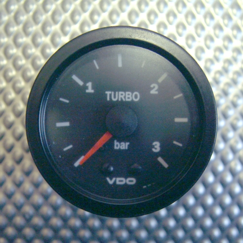 boost gauge vdo