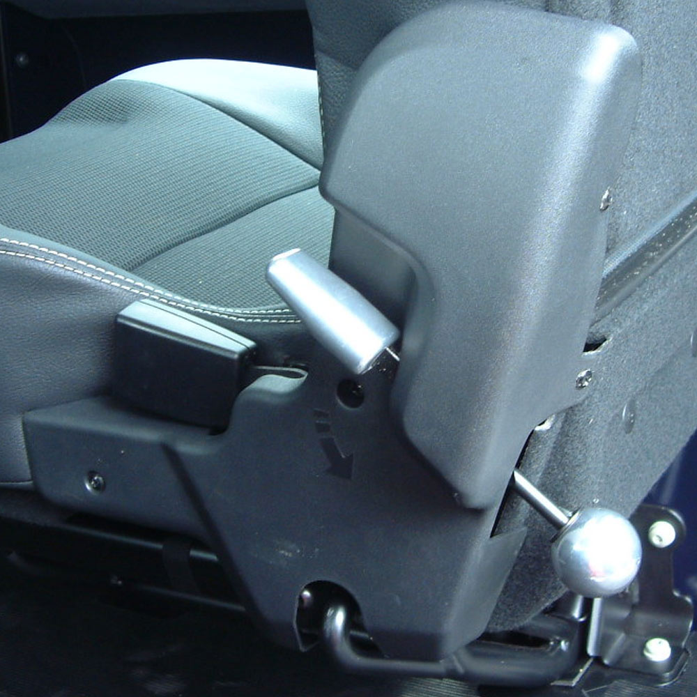 puma seat release handles