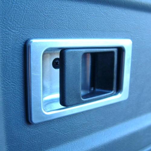 croytec door opening handle back plates